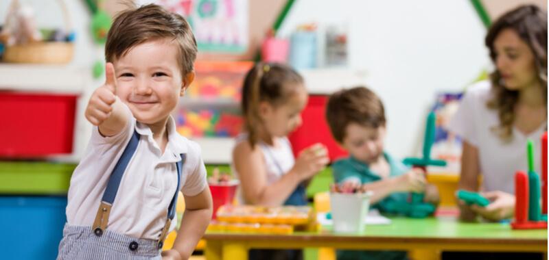 Kinderbetreuungskosten absetzen Titelbild