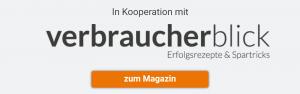 Kooperation Banner Verbraucherblick Magazin