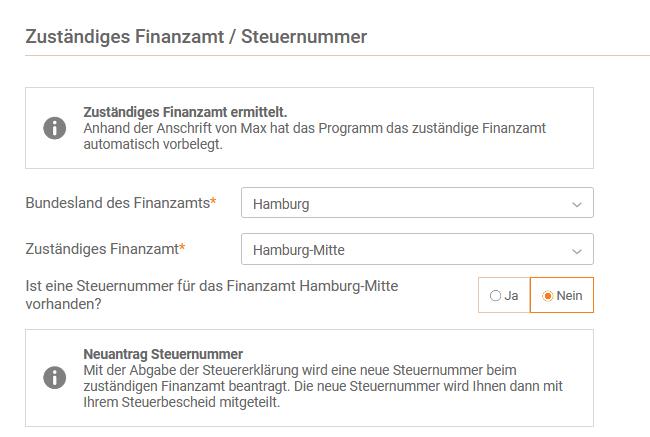 Welches Finanzamt Ist Für Mich Zuständig München