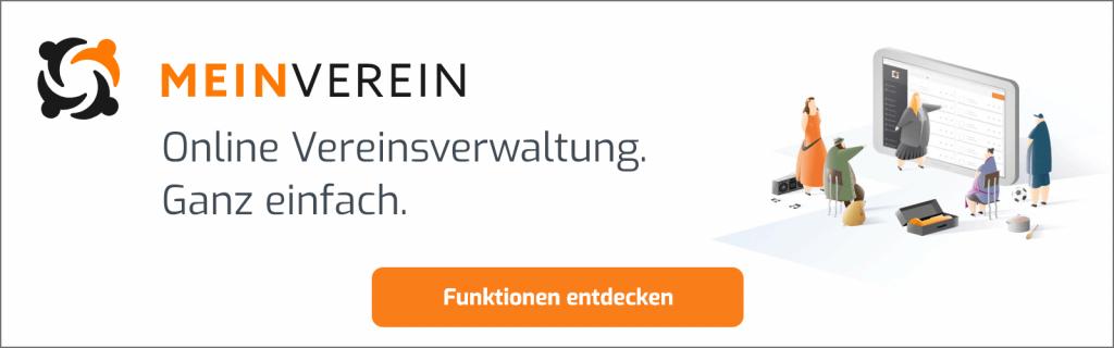 Verein Ehrenamt Banner