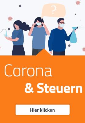 Steuern Sparen Corona Infos