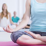Yoga voll im Trend