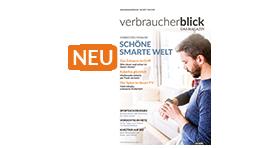 vebraucherblick 06/2017 Cover Smart Home