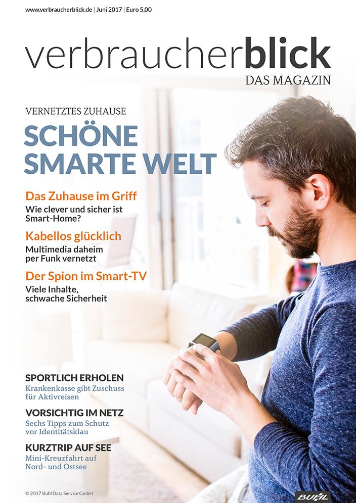 verbraucherblick Cover 06 2017
