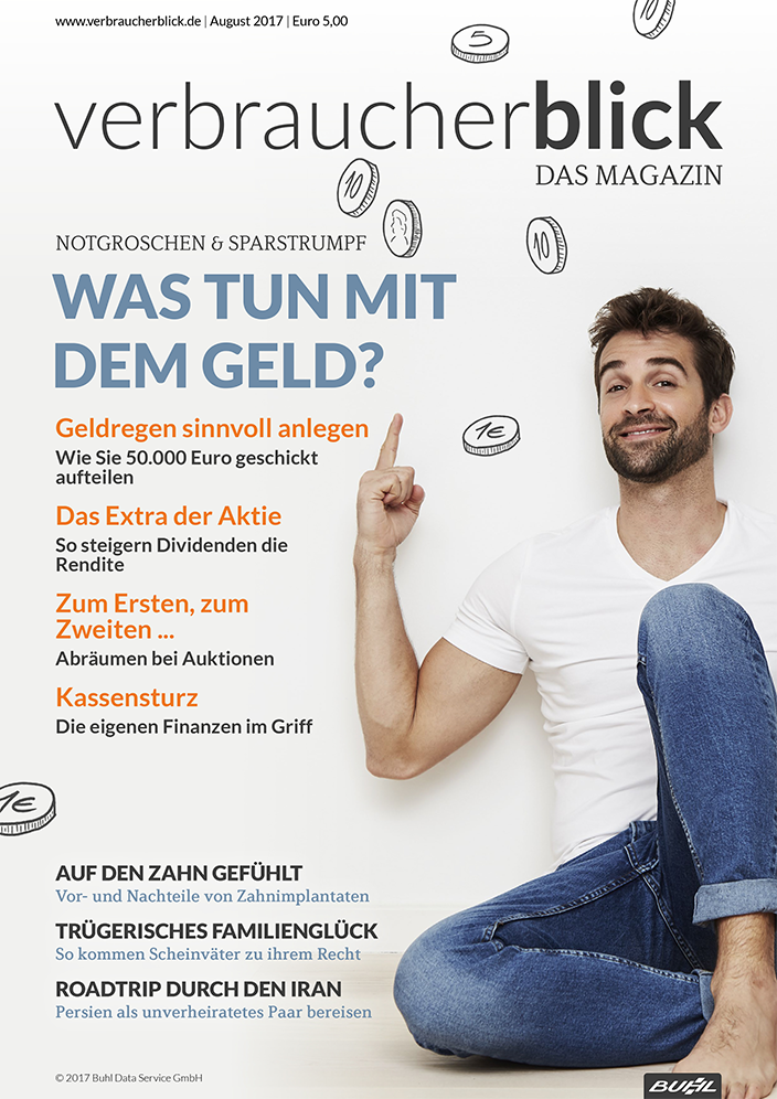 verbraucherblick Cover 08/2017