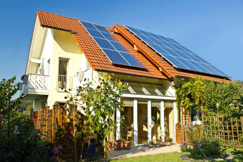 verbraucherblick 09/2017 Energieautark, Sonnenlicht, Photovoltaik, Energie