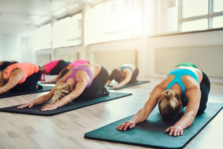 verbraucherblick 01/2017 Yoga voll im Trend