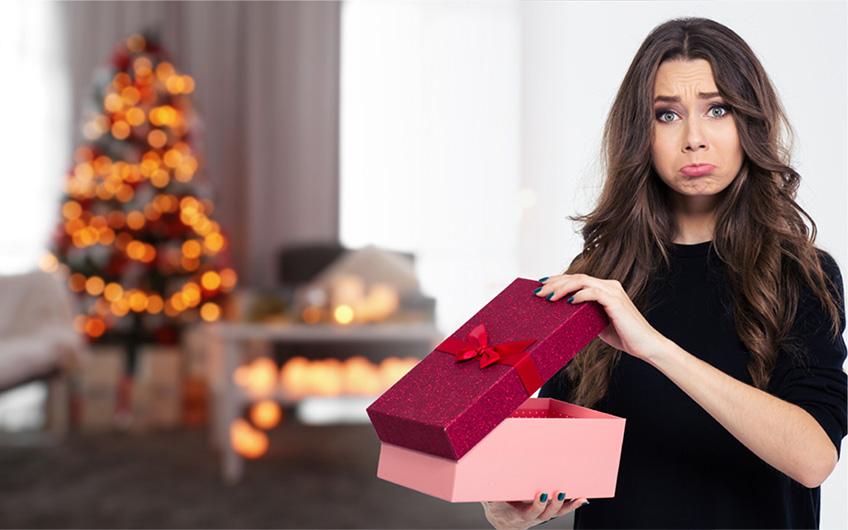 verrbaucherblick - Unpassendes Geschenk