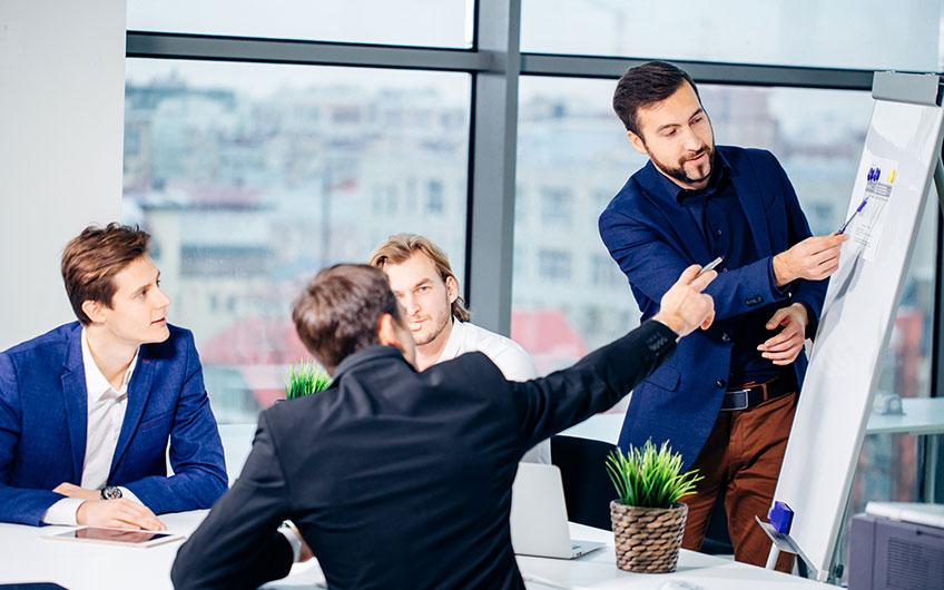 Wie Meetings wirklich gelingen - verbraucherblick 01/2018