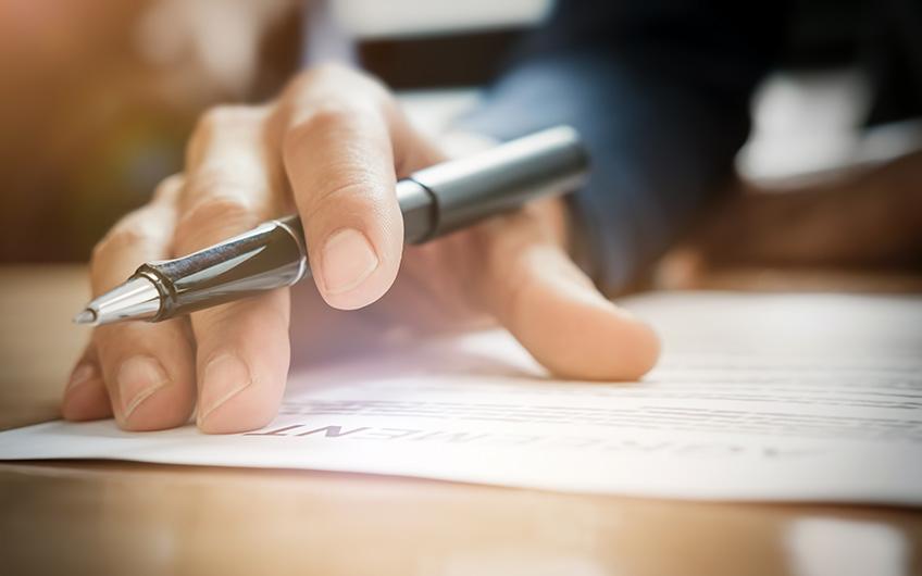 Verträge unter Angehörigen - verbraucherblick 03/2018