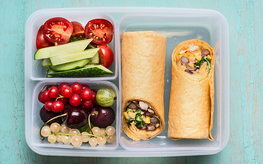 Lunchbox statt Kantine - verbraucherblick 04/2018