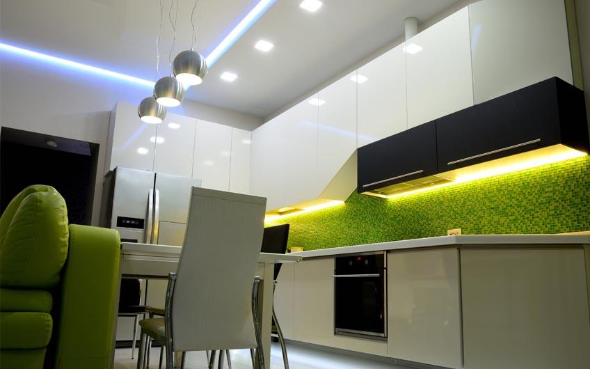 Beleuchtung zu Hause