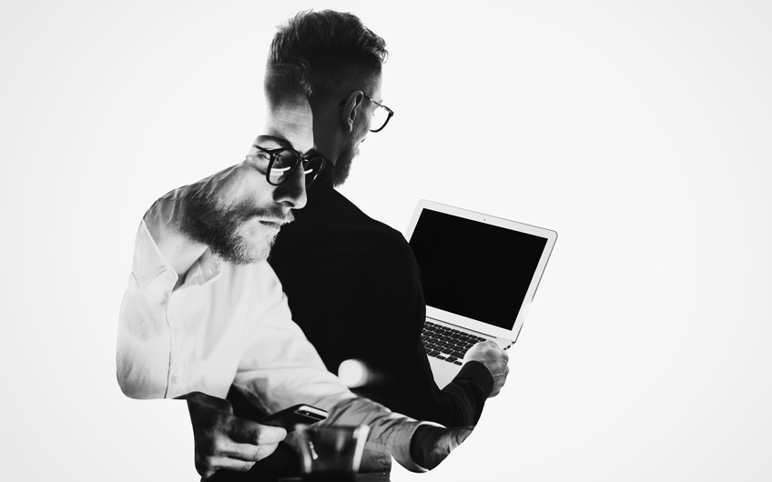 Digitaler Identitätsmissbrauch