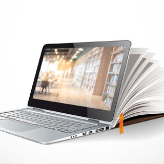 Bibliothek digital