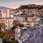 unterwegs: Athen