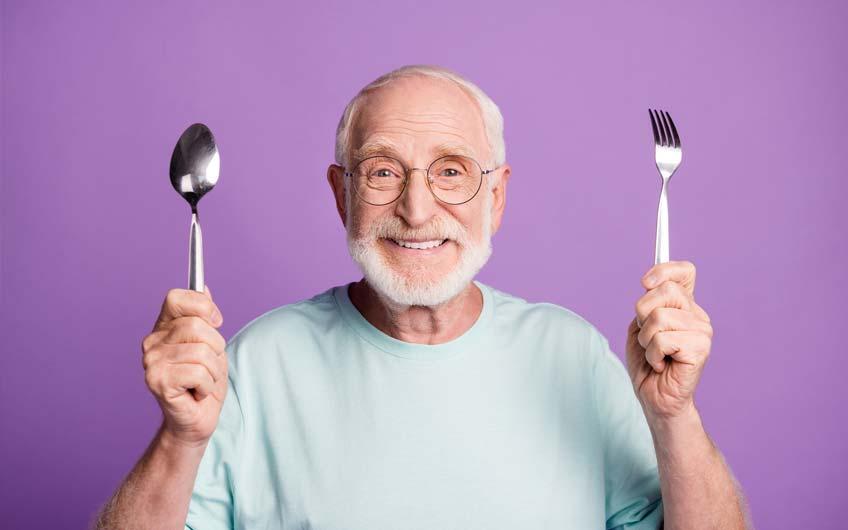 Senioren: Ernährung