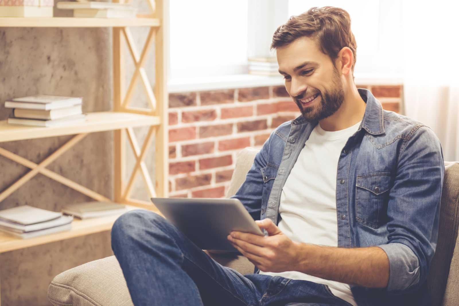 vermieter:web entspannt arbeiten