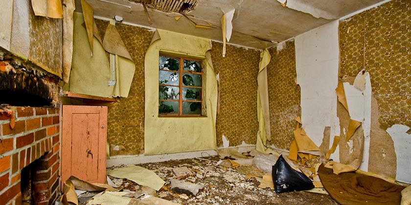 Fristlose Kündigung wegen vermüllter Wohnung
