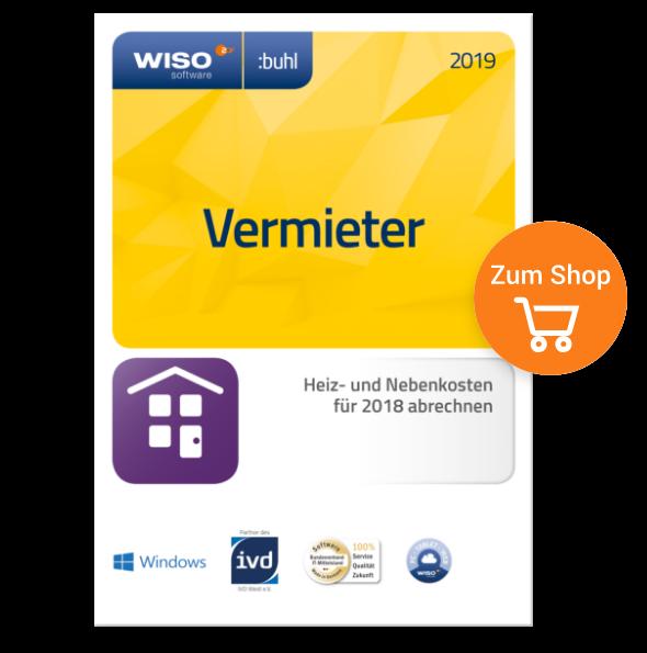 WISO Vermieter 2019
