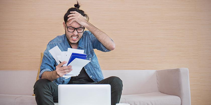 Kontogebühr für Kredit-Anwartschaft?