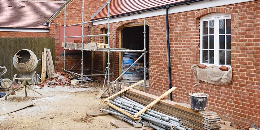 Wohnungsvergrößerung ist keine Modernisierung