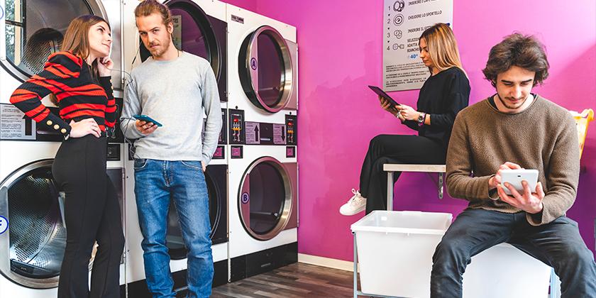 WEG: Abstimmung in der Waschküche