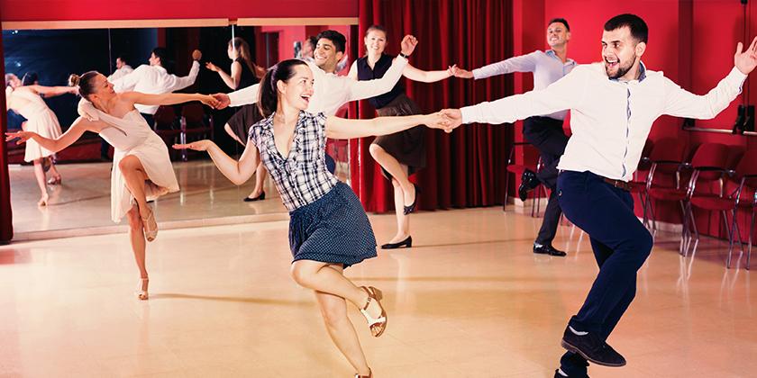 Tanzschule stört nicht im Kerngebiet