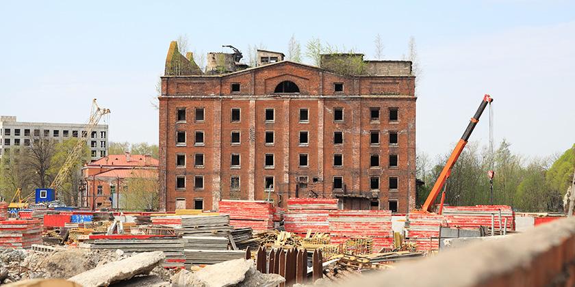 Klagerecht gegen den Abriss eines denkmalgeschützten Gebäudes