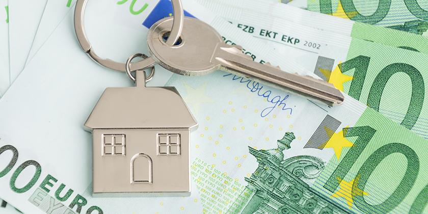 Mietzahlung bei einer Ersatzwohnung