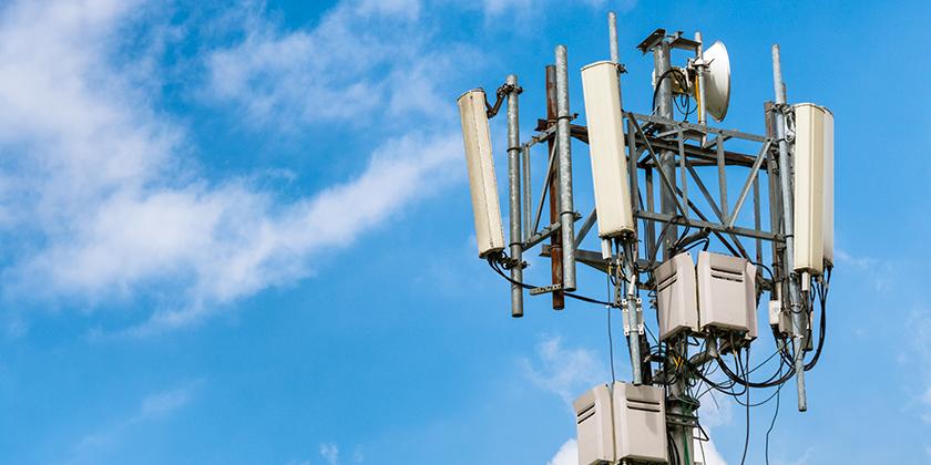 Mobilfunkmast im Wohngebiet zulässig