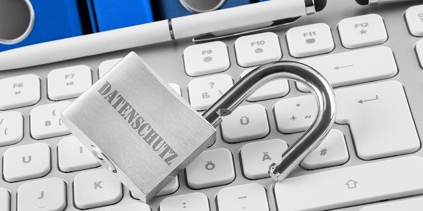 Die Sache mit dem Datenschutz