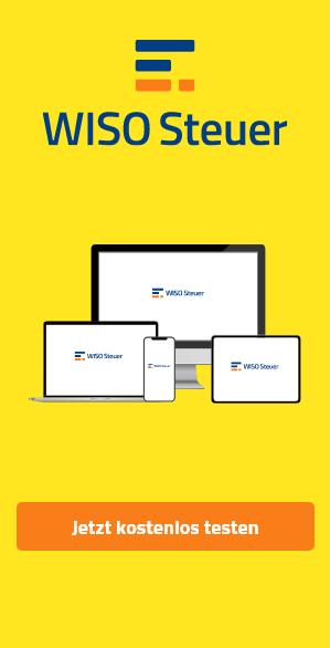 WISO Steuer Forum Banner