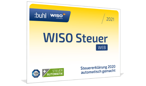 WISO Steuer-Web 2021